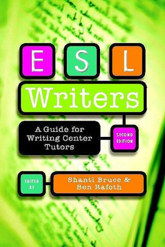 Esl Writers:Gde.F/Writing Center Tutors
