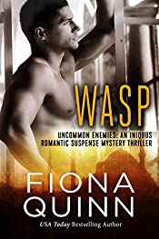 Wasp (Uncommon Enemies Book 1)