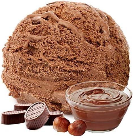 Helado sin gluten de turrón de chocolate GINO GELATI (1 kg)