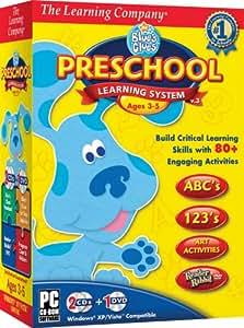 Amazon Com Tlc Blue S Clues Preschool Learning System 2008