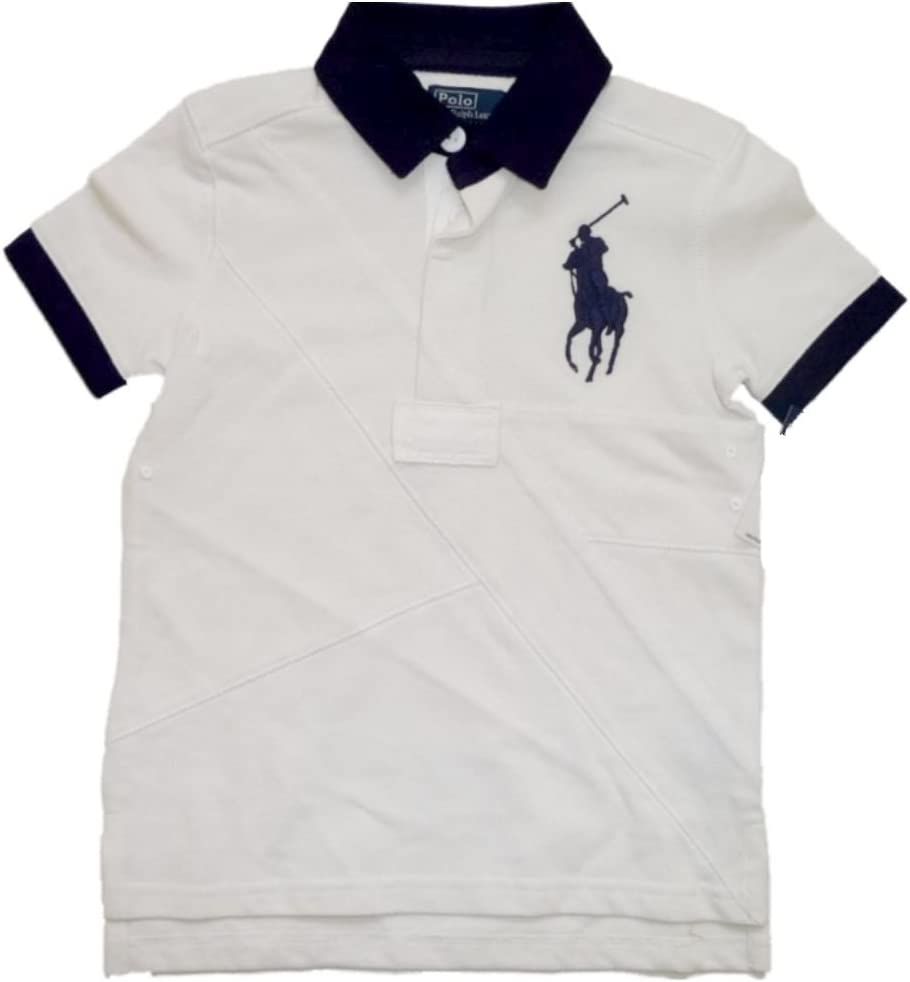 Ralph Lauren Niños Polo Camiseta de Big Pony Polo Jinete con ...