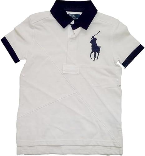 Ralph Lauren Niños Polo Camiseta de Big Pony Polo Jinete con ...