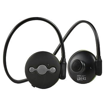 Auriculares Estéreo inalámbricos Avantree Jogger Pro Bluetooth 4.0 con micrófono para correr y entrenar/ hacer