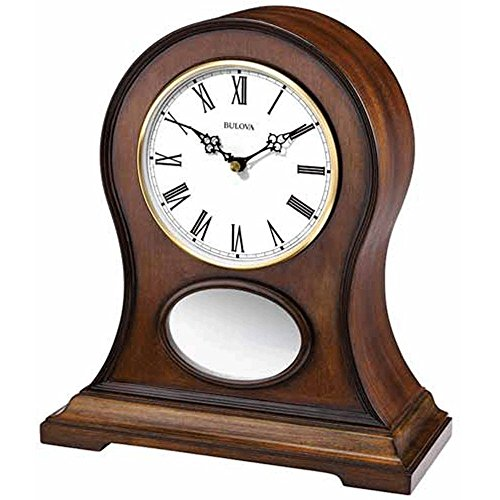 Brookfield Bluetooth® Mantel Clock - Bulova B6217