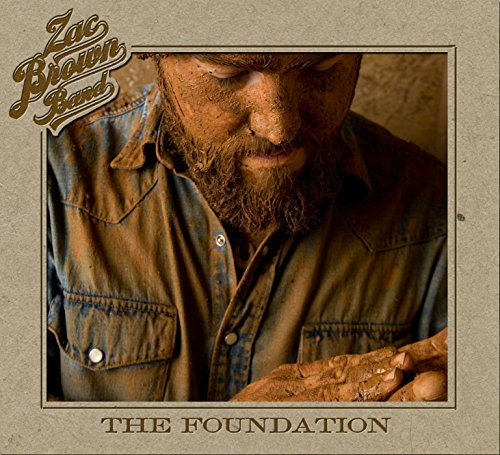 CD : Zac Brown Band - The Foundation (CD)