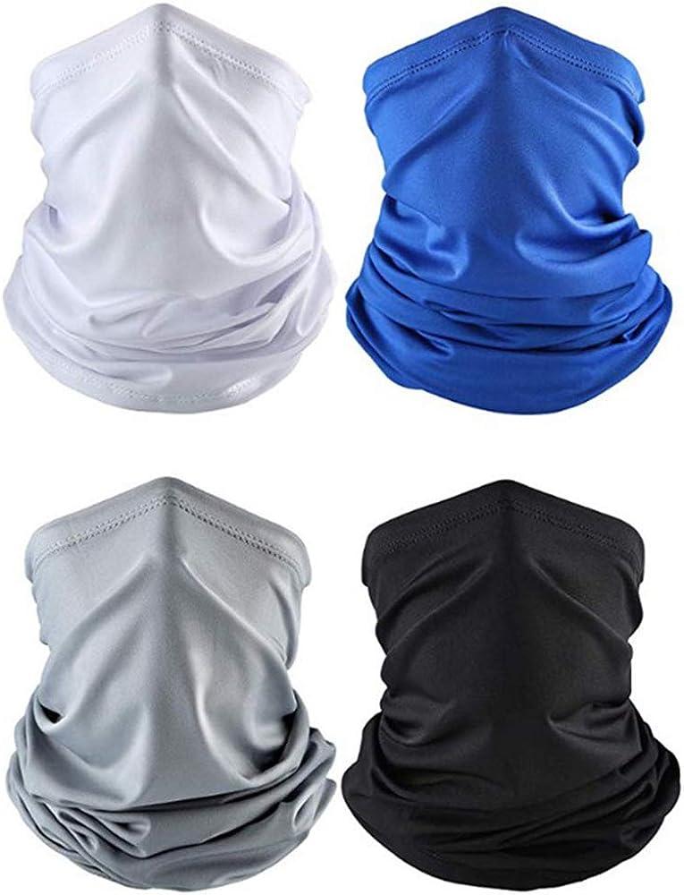 Hohe Qualit/ät Kopftuch Bandana Mode Halstuch Stirnband Unisex Schlauchtuch Schal Kopfbedeckung Halsmanschette Frauen M/änner Multifunktionstuch