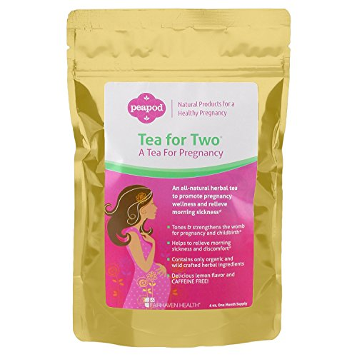 Tea for Two Pregnancy Tea one month supply product image