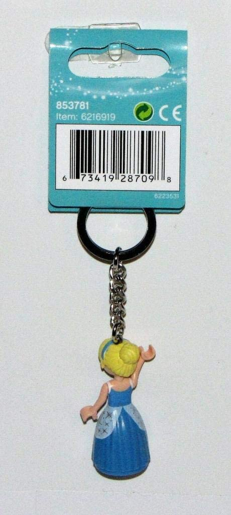 Lego Keyring Disney Princess Cinderella Keychain Figure Brand New 853781