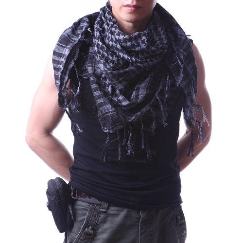 HDE Premium Shemagh Keffiyeh Fashion