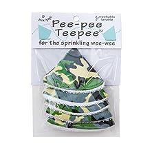 Pee-pee Teepee Camo Green - Cello Bag