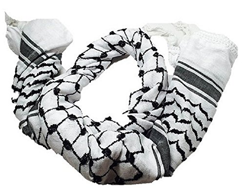 shemagh head neck scarf - 9