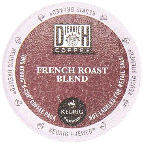 Diedrich K-cup (Diedrich Coffee French Roast Blend Keurig K-Cups, 24-Count)