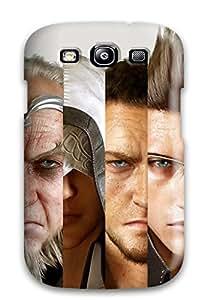Galaxy S3 Case Cover Skin : Premium High Quality Final Fantasy Xv Case