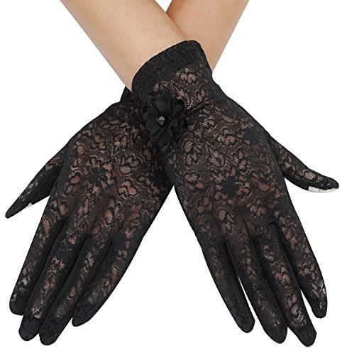 Womens Driving Gloves - 7