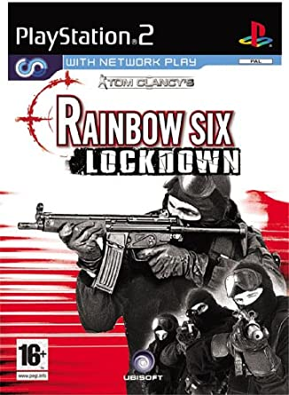 Tom Clancys Rainbow Six - Lockdown: Amazon.es: Videojuegos