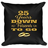 Wedding Anniversary Pillow. Best Christmas Gifts For 25th Anniversary #160;Gifts #160;For #160;Coupl