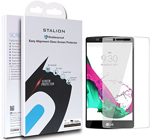 LG Screen Protector Shatterproof Packaging