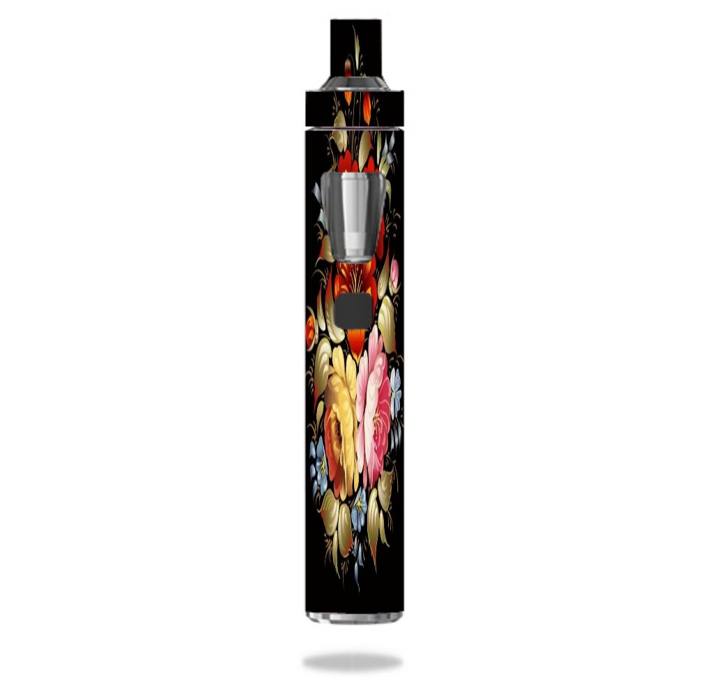 Amazon.com: Joyetech eGo AIO Vape E-Cig Mod Box Vinyl DECAL STICKER Skin Wrap / Vinyl Protective Skin Beautiful Flower Art Decal Sticker Print: Cell Phones ...