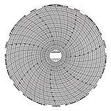 Dickson C653 6'' Recorder Charts, 7D, 0/50F/C 60/per Box