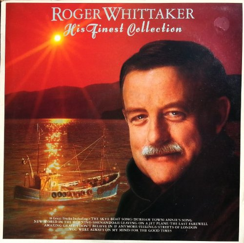 Roger Whittaker - His Finest Collection - Roger Whittaker Lp - Zortam Music