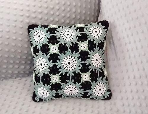 Amazon Crochet Throw Pillow And Laurel Wreath Crochet