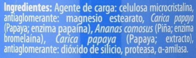 Dietmed Enzimas de Papaya Complex - 100 gr: Amazon.es: Salud ...