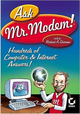 Book Ask Mr.Modem!