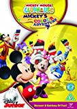 Mickey Mouse Clubhouse: Mickey's Colour Adventure [DVD + Retro Badge]