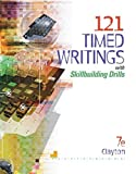 img - for 121 Timed Writings with Skillbuilding Drills (with MicroPace Pro Individual) (Keyboarding Production) book / textbook / text book
