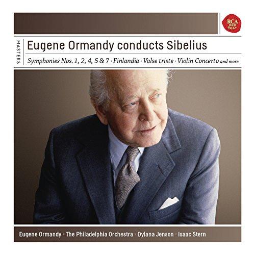 Eugene Ormandy Conducts Sibelius (Orchestra Philadelphia Cd)