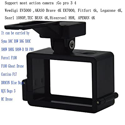 Blomiky Camera hold mount for MJX Bugs 3 B3 Drone B3 Camera Frame by MJX