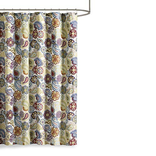 Mizone MZ70-169 SHOWER CURTAIN, 72x72
