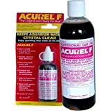 Acurel F25 Millimeter Water Clarifier, Aquarium, Treats 265 Gallons