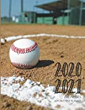 Daily Planner 2020-2021 Baseball Game 15 Months Gratitude Hourly Appointment Calendar: Academic Hourly Organizer In 15 Minutes Interval; Monthly & ... Log; Jan 2020 To Mar 2021 With Julian Dates