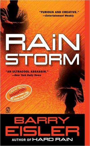 (Rain Storm (John Rain Thrillers))