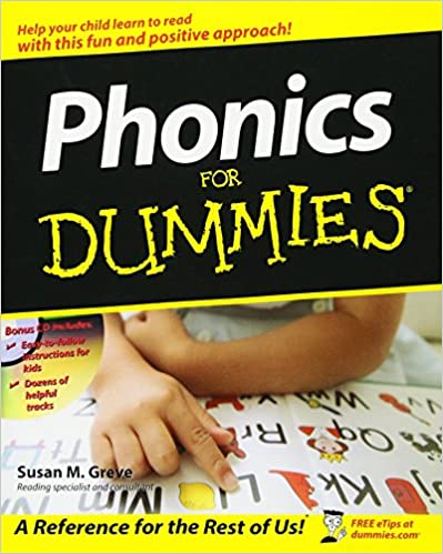 Image result for Phonics for dummies