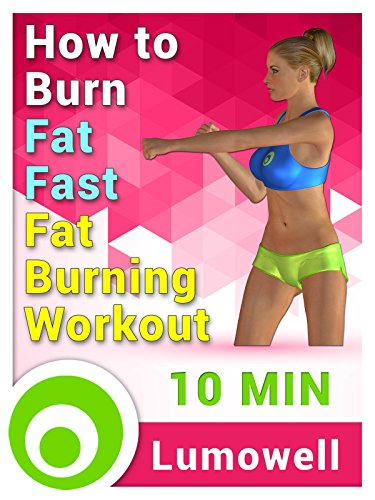 How to Burn Fat Fast - Fat Burning Workout