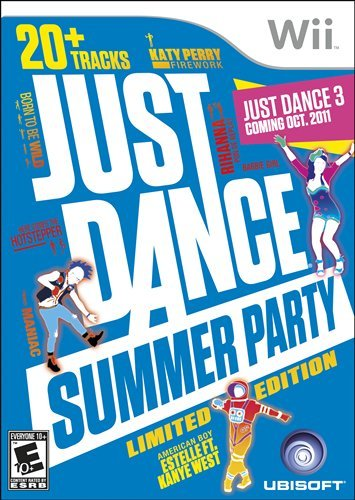 Just Dance Summer Party - Nintendo - Summer Silhouette