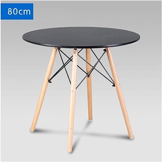 WYQSZ - café Mesa Mesa de Centro Desmontable Mesa Simple Mesa de ...