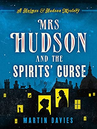 book cover of Mrs. Hudson and the Spirits\' Curse