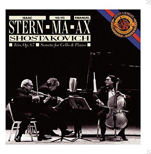 (Shostakovich: Piano Trio No. 2, Cello Sonata)