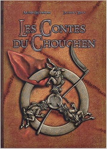 Livre Les Contes du Chouchen pdf epub
