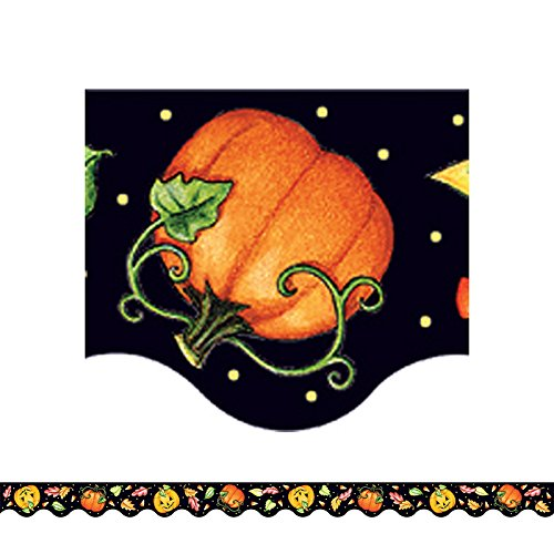 Teacher Created Resources Halloween Border Trim from Mary Engelbreit, Multi Color -