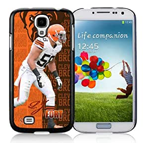 NFL Cleveland Browns Samsung Galalxy S4 I9500 Case 58 NFLSGS40883