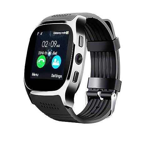 Reuvv T8 Smartwatch Bluetooth Soporte Tarjeta Llamadas ...