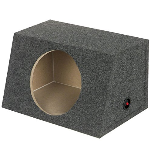 Q Power Single 15-Inch Unloaded - Unloaded Subwoofer Box