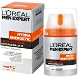 L'Oréal Paris Men Expert Hydra Energetic Crema Idratante Anti-Fatica, 50 ml
