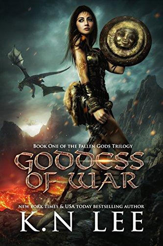Goddess of War: An Epic Fantasy Adventure (Fallen Gods Book 1)