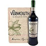 Vermouth al Mallo di Noce Tomaso Agnini, 75cl, 18%vol. Premium Italian Vermouth distillato a Finale Emilia nel cuore della pianura di Modena.