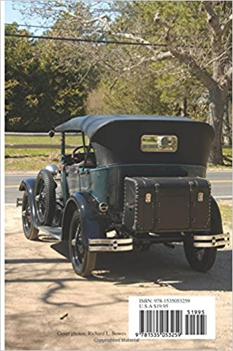 The Ford Model A Car Construction  Operation  Repair